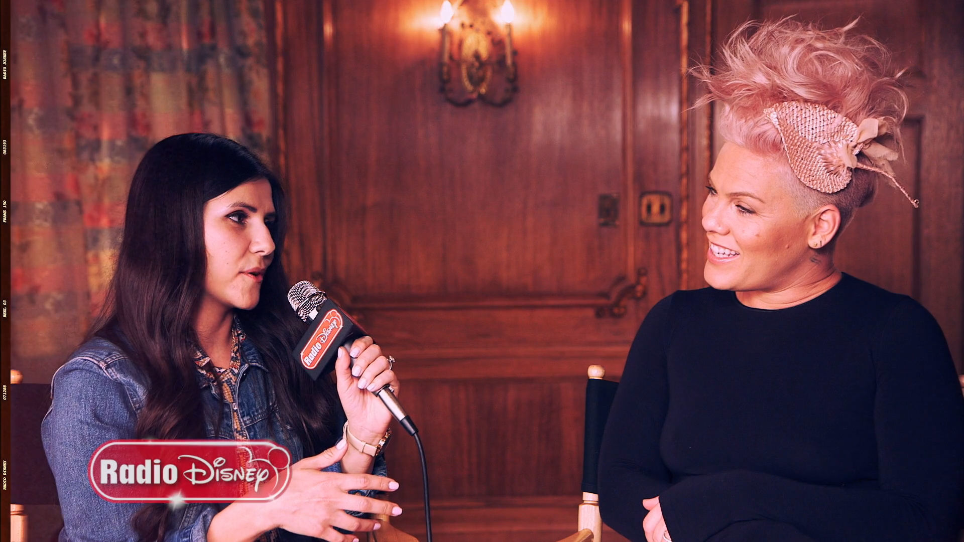 "P!nk ""Just Like Fire"" 
