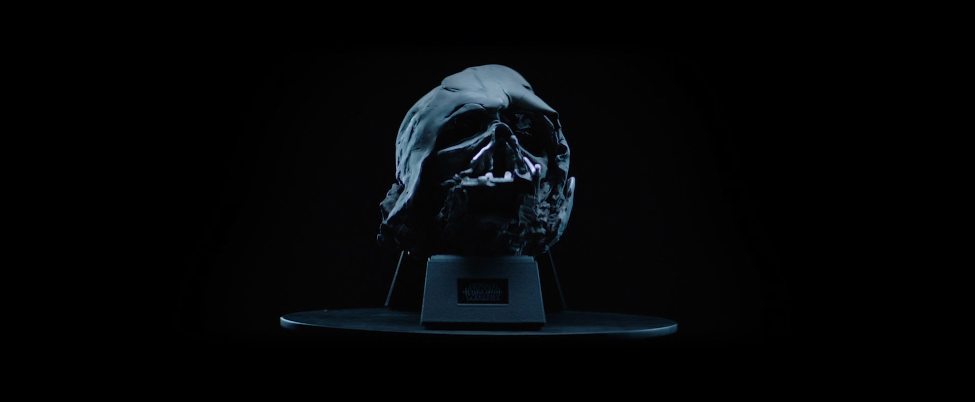 Crafting the Darth Vader Helmet (Melted) | Star Wars Collectibles: Ultimate Studio Edition