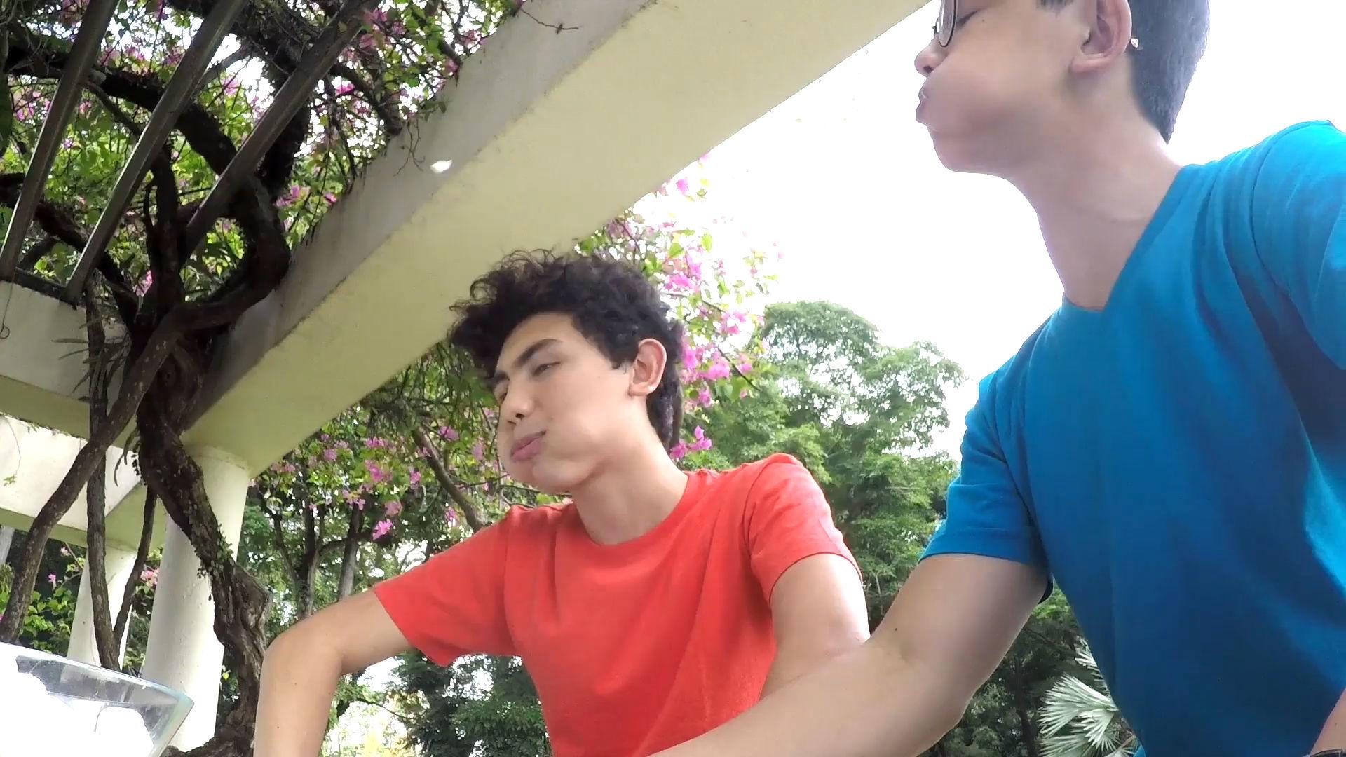 Zack & Xander Episode 4 Chubby Bunny Teaser | Zack & Xander CAN! Web Series