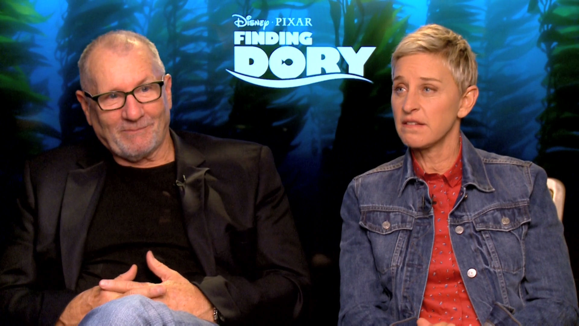 Finding Dory Interviews | Radio Disney
