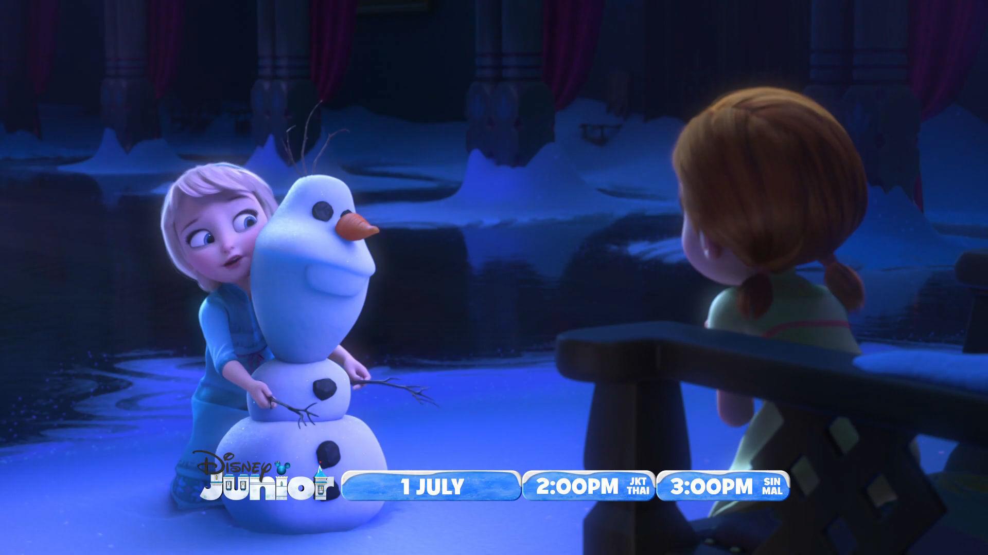 The Magical World of Disney Junior Presents - Frozen