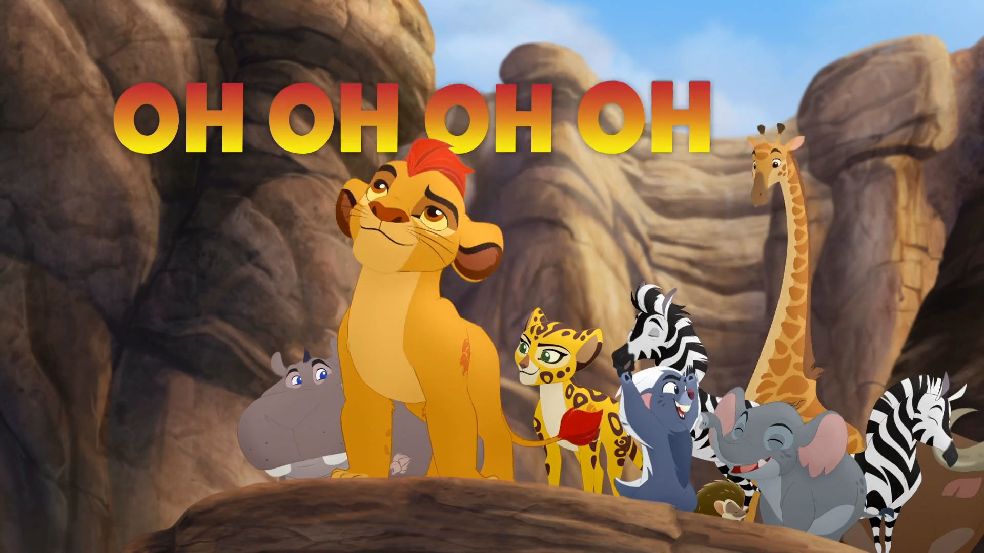 The Lion Guard - Theme Song