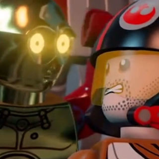 LEGO Star Wars: The Force Awakens Mobile Launch Trailer
