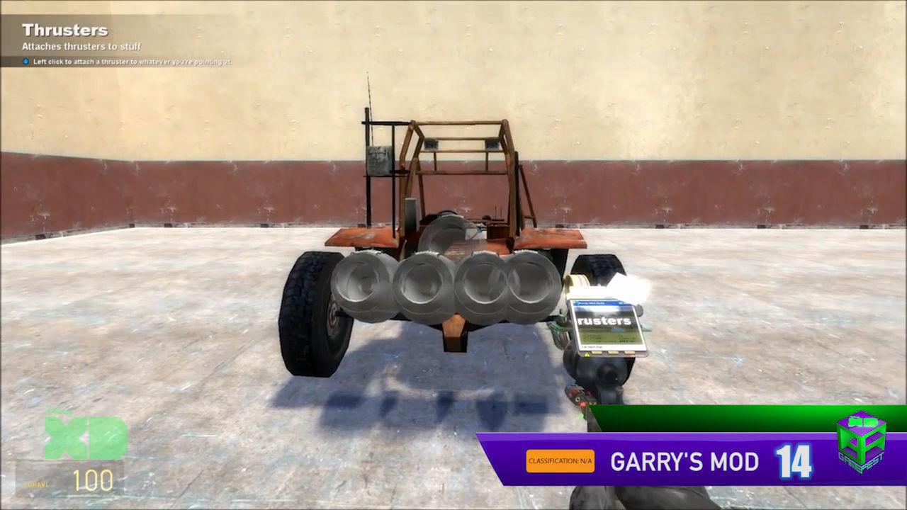 GameFest - 60 Sec Reflection: Garry's Mod