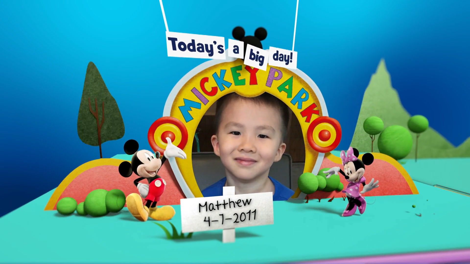 Disney Junior Birthday Book July 2016 Album 5