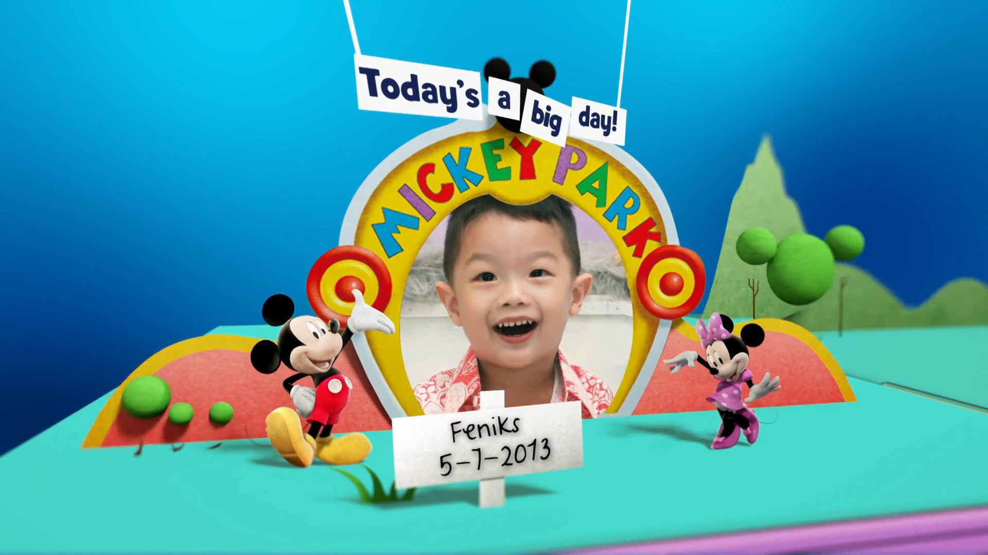 Disney Junior Birthday Book July 2016 Album 6