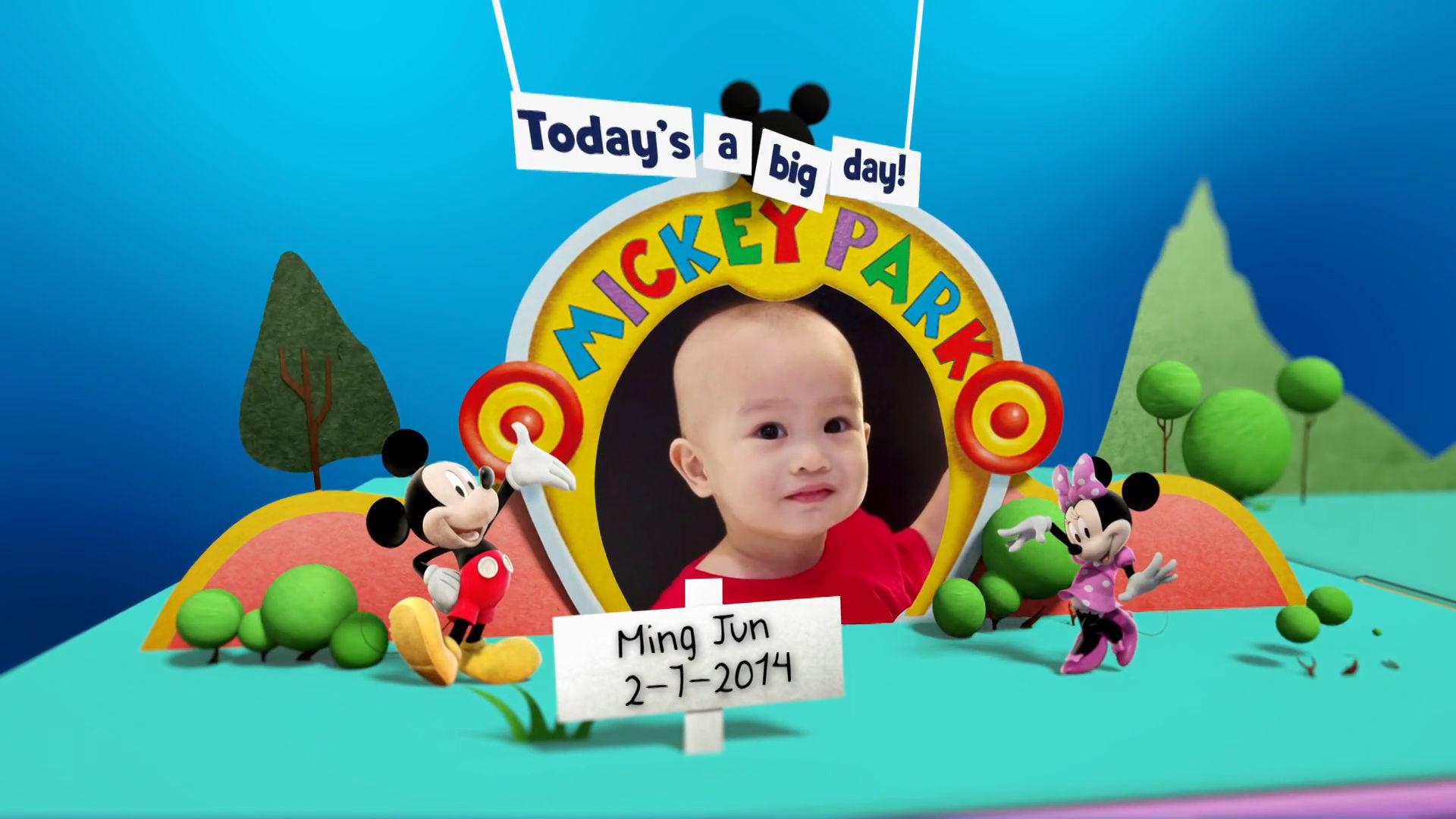 Disney Junior Birthday Book July 2016 Album 7