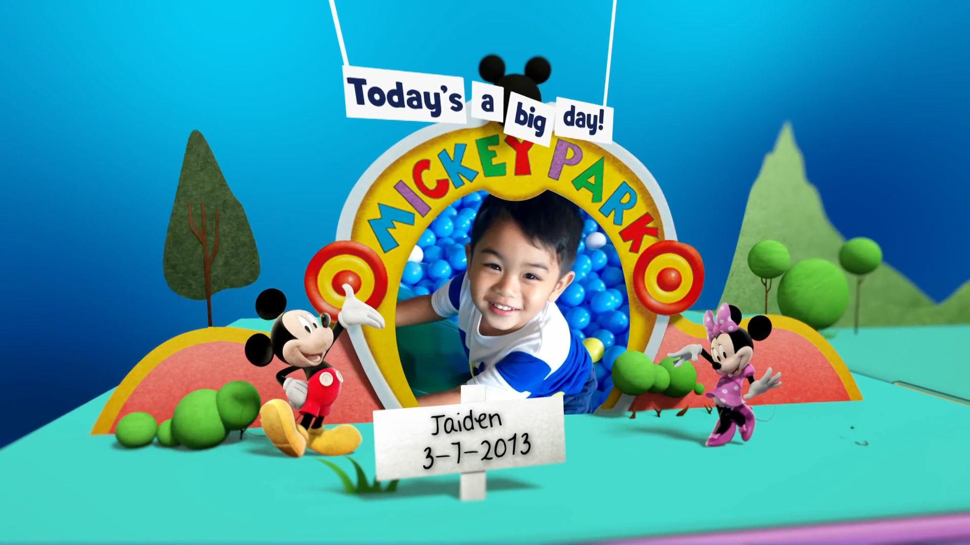 Disney Junior Birthday Book July 2016 Album 8