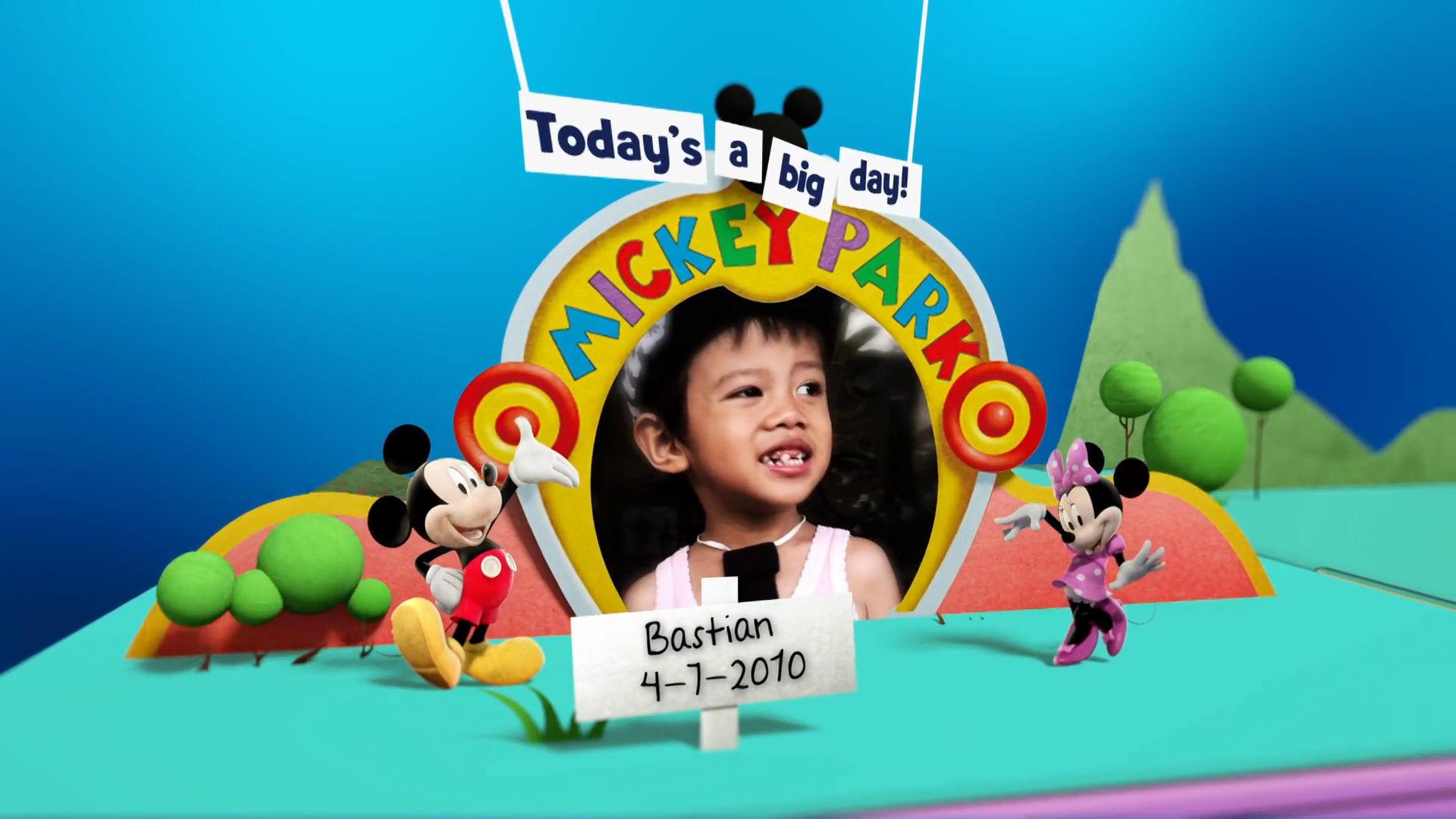 Disney Junior Birthday Book July 2016 Album 10