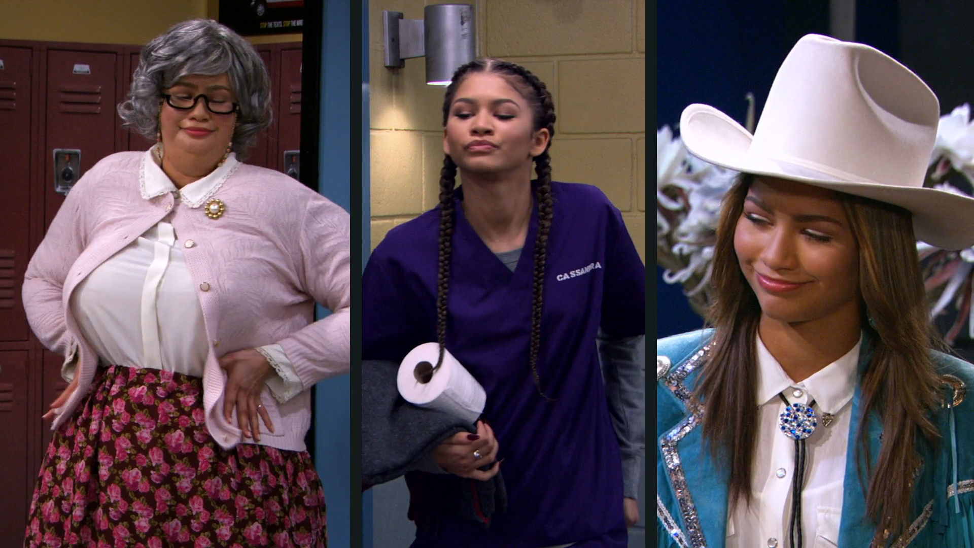K.C. Undercover Catch Up!