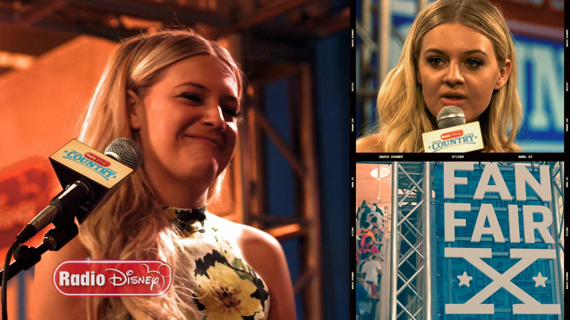Behind the Scenes of CMA Fest   Radio Disney Insider   Radio Disney Country