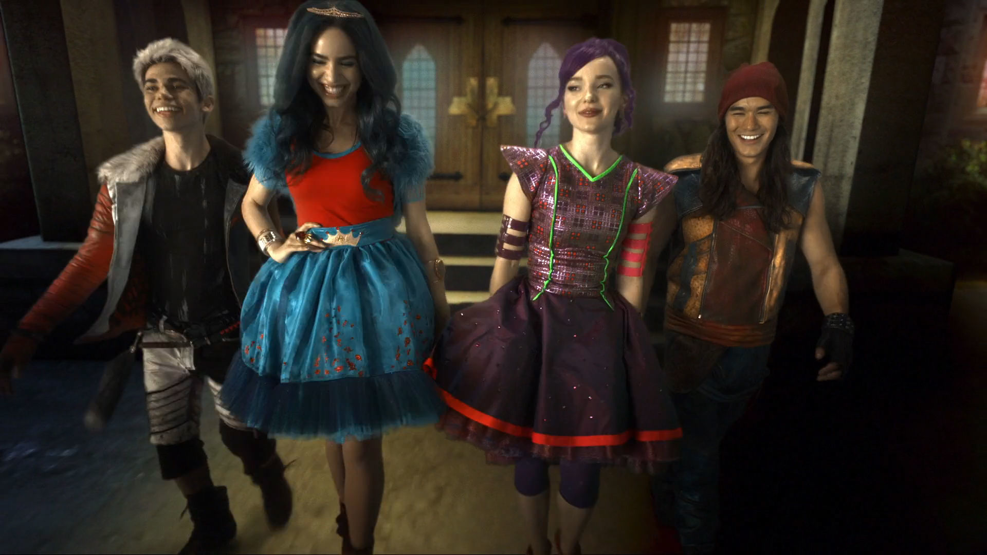 Descendants 2 Tentacle Tease