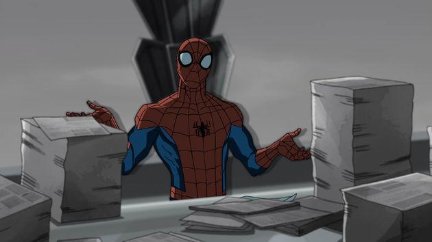 Spider: Agent Web - Full Episode
