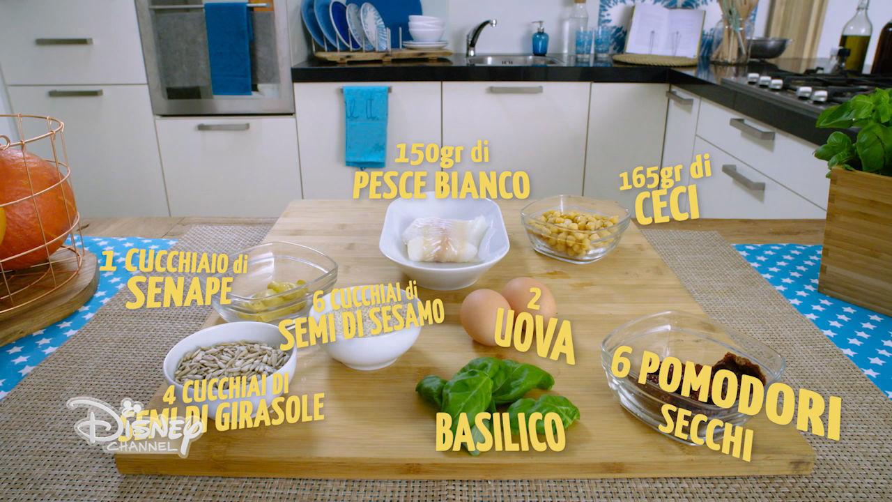 Giovani Chefs - Ricetta 11