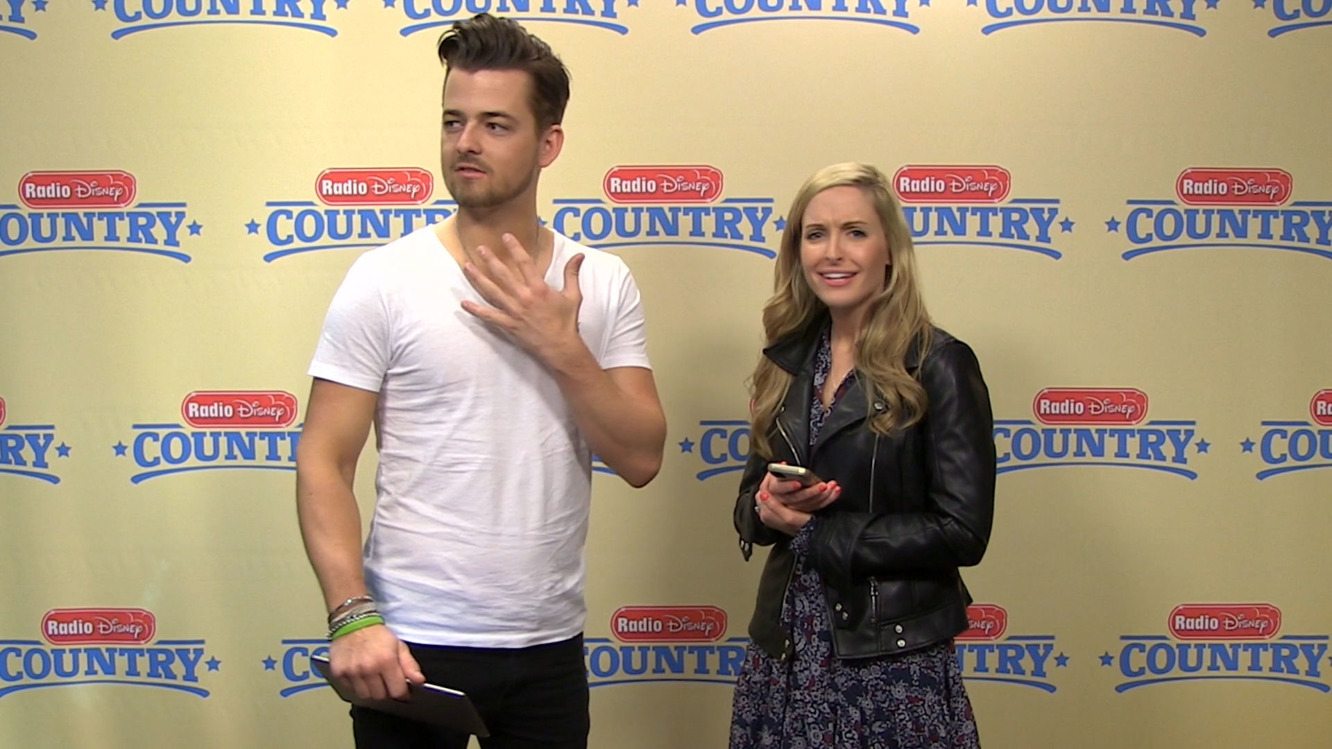 Chase Bryant Little Bit Challenge | Radio Disney Country