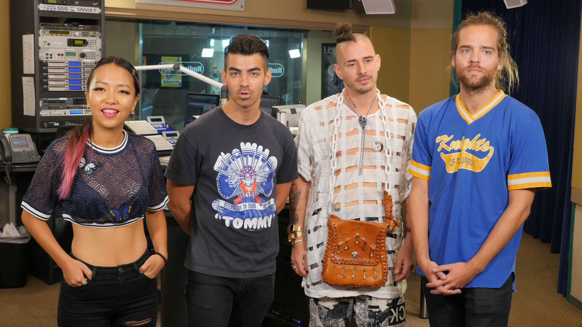 DNCE RD DM | Radio Disney Direct Message