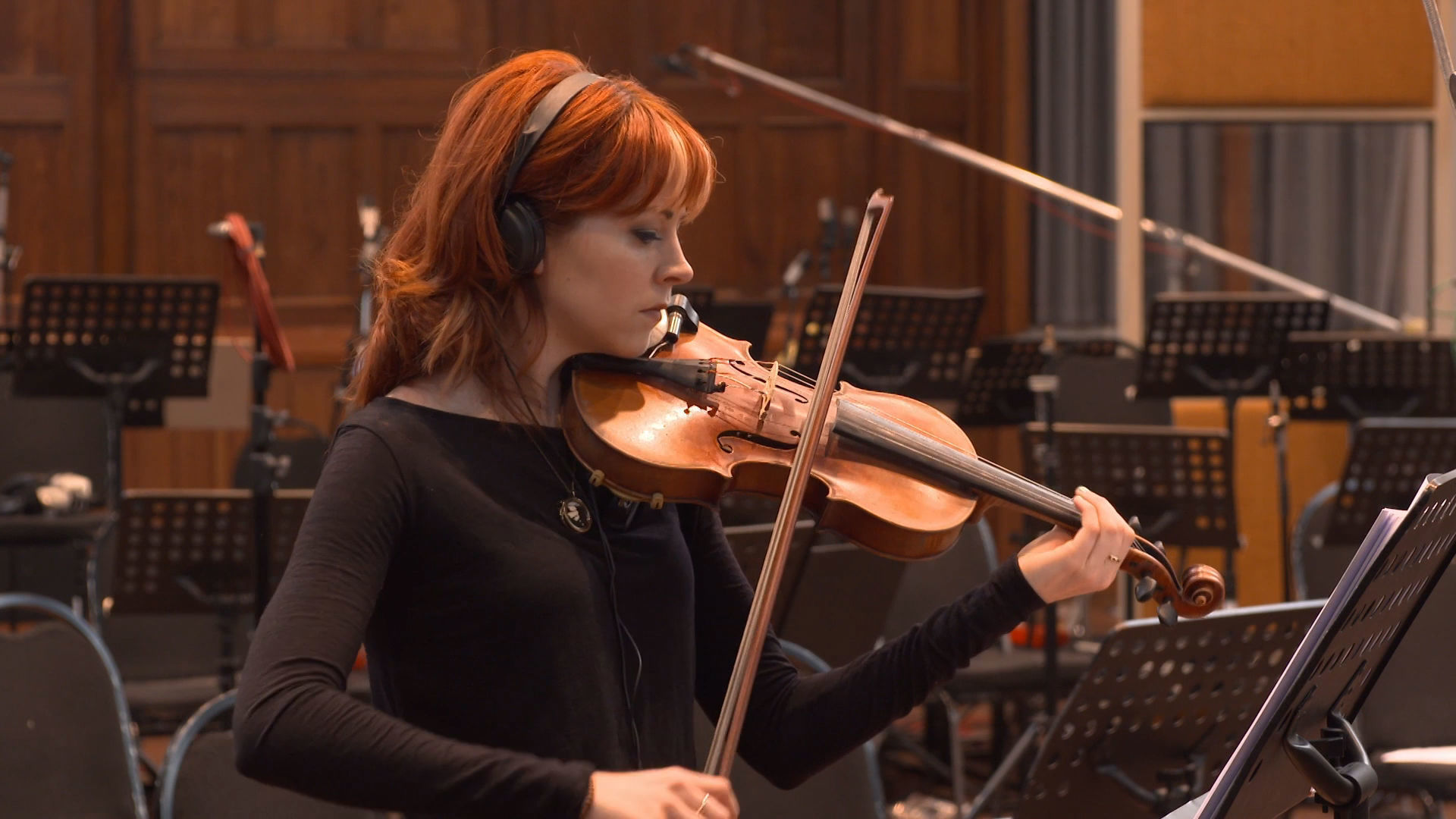 Pete's Dragon & Lindsey Stirling