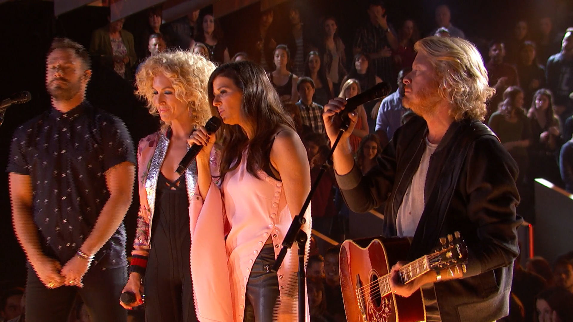 "LITTLE BIG TOWN - ""Fallin'"" (Alicia Keys)"