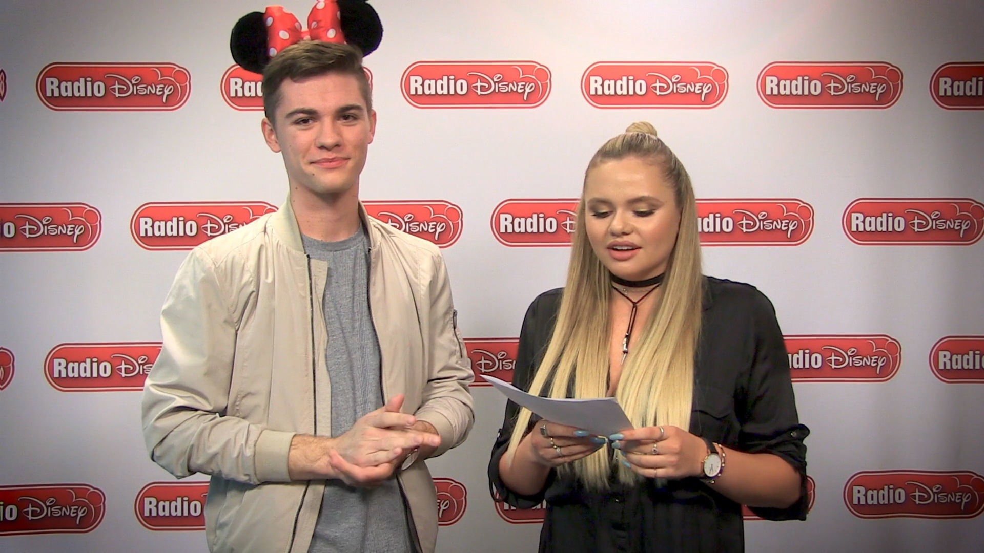 Jordan Doww Would you Rather: Disneyland Edition | Radio Disney