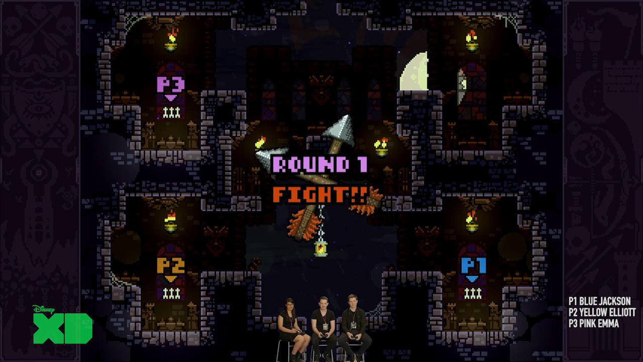 GameFest - GameOn! Towerfall