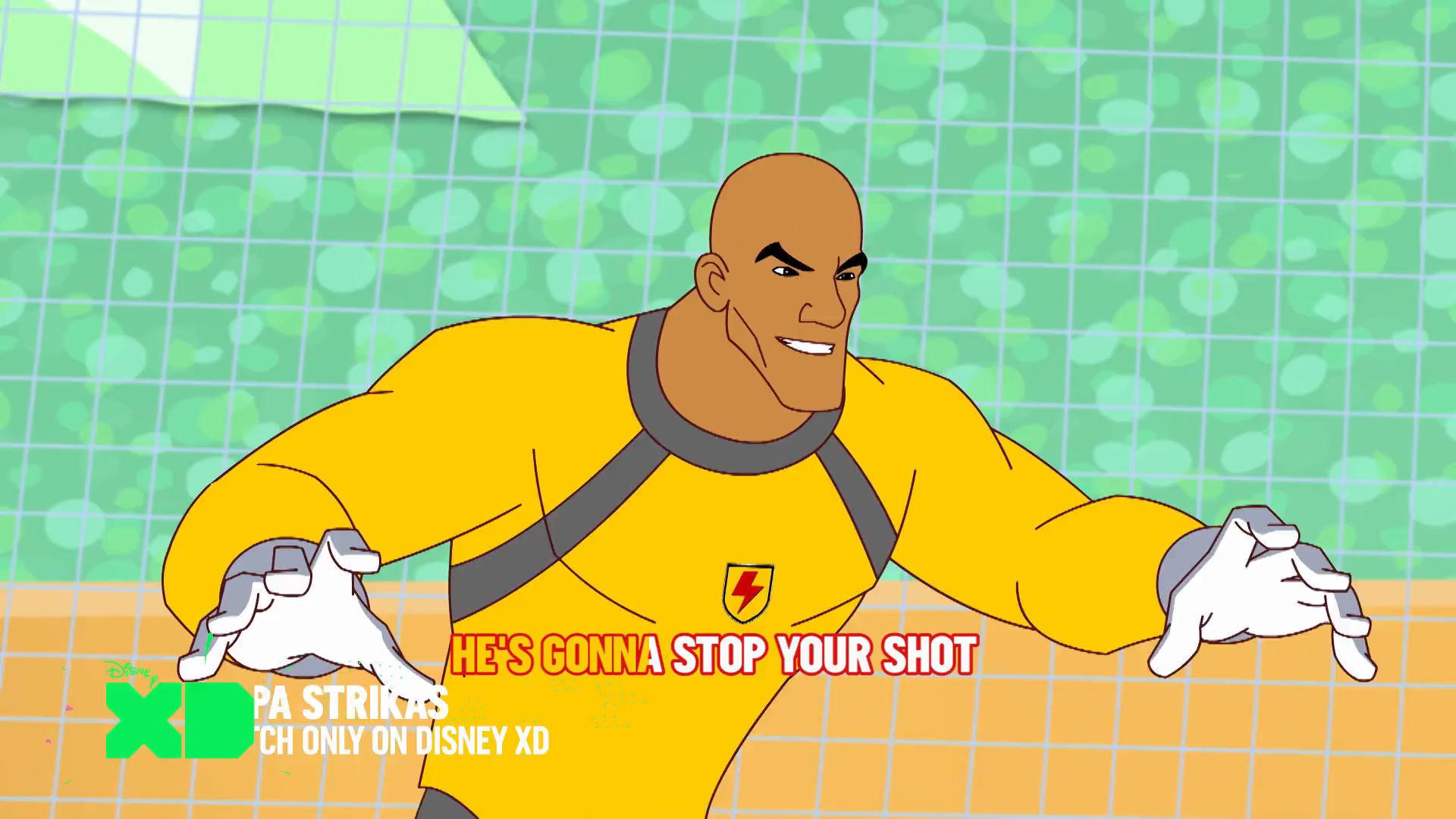 Football Chants   Big Bo Will Stop Your Shot