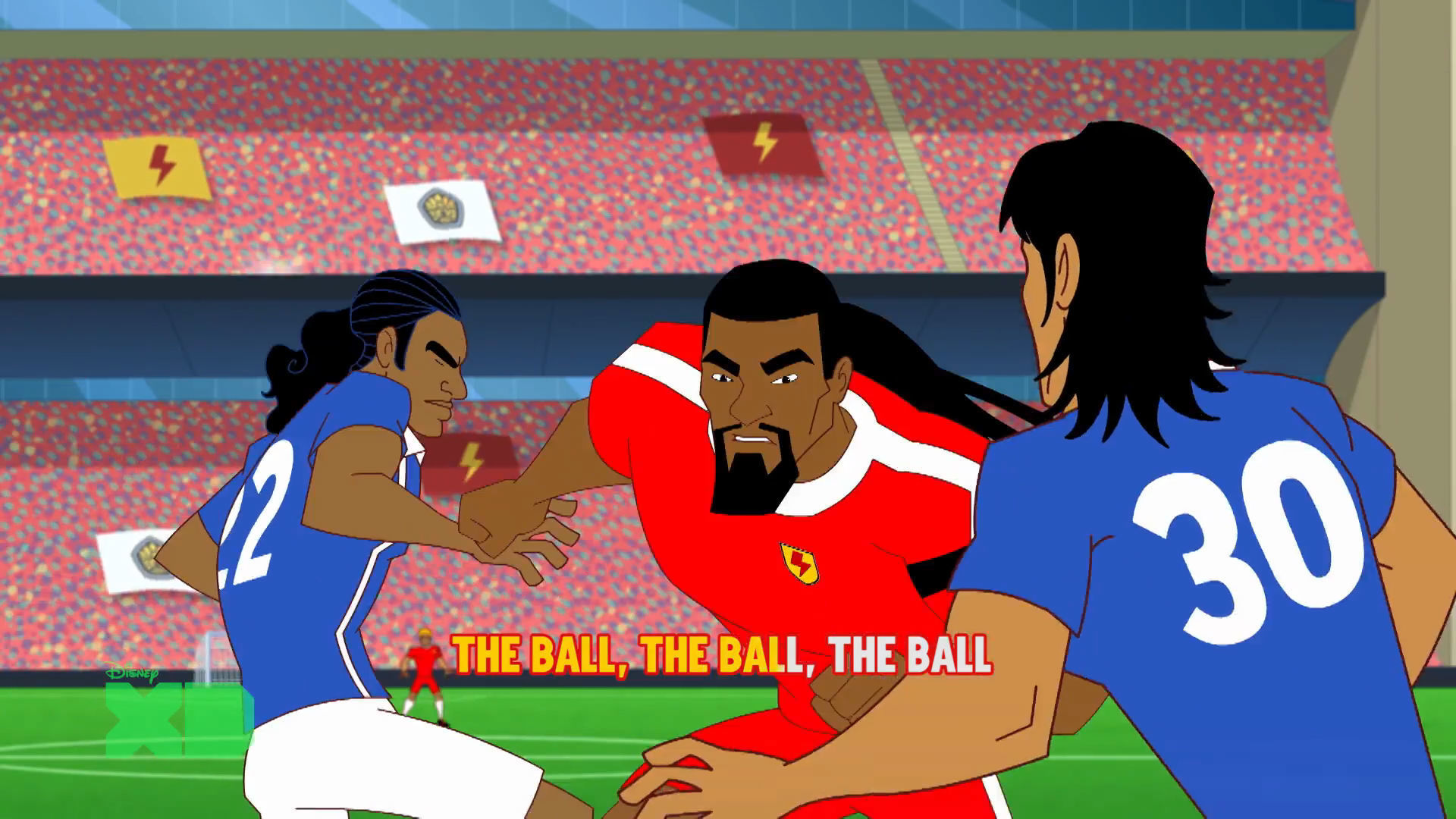 Football Chants | Dancing Rasta
