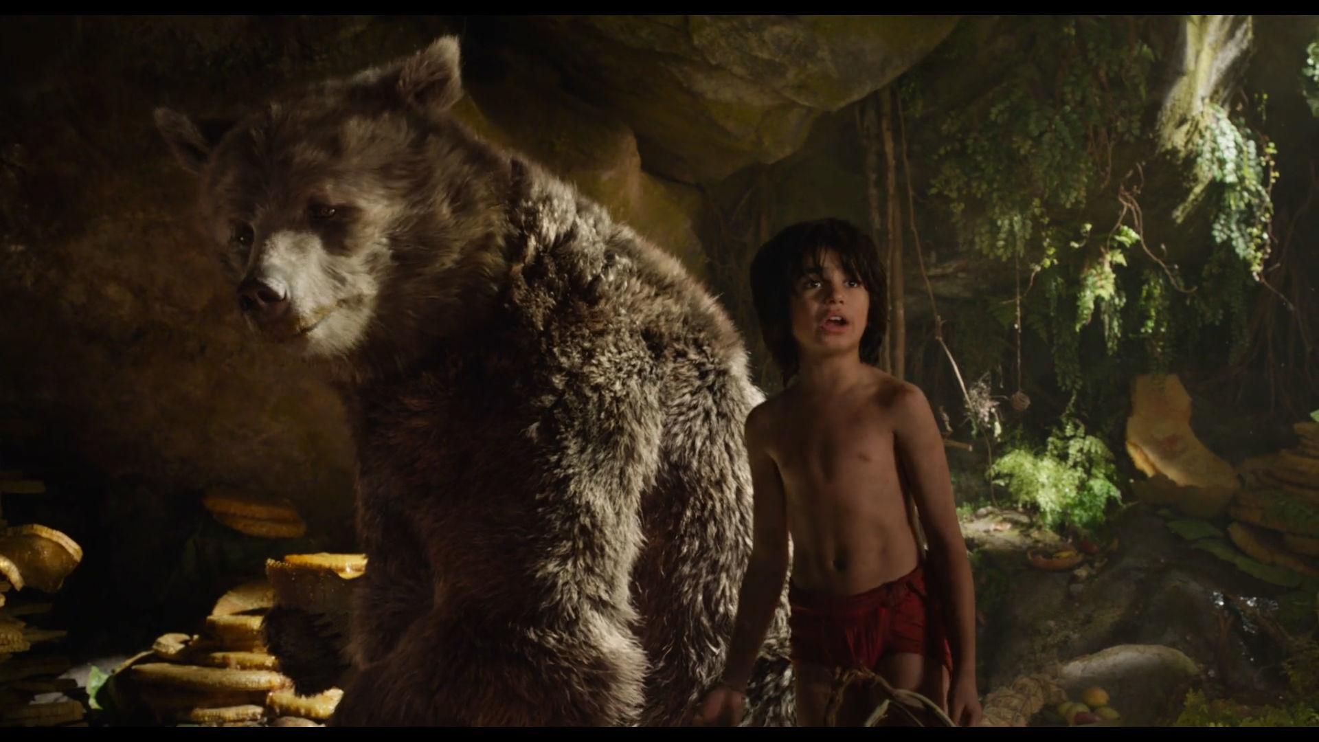 The Jungle Book Home Entertainment