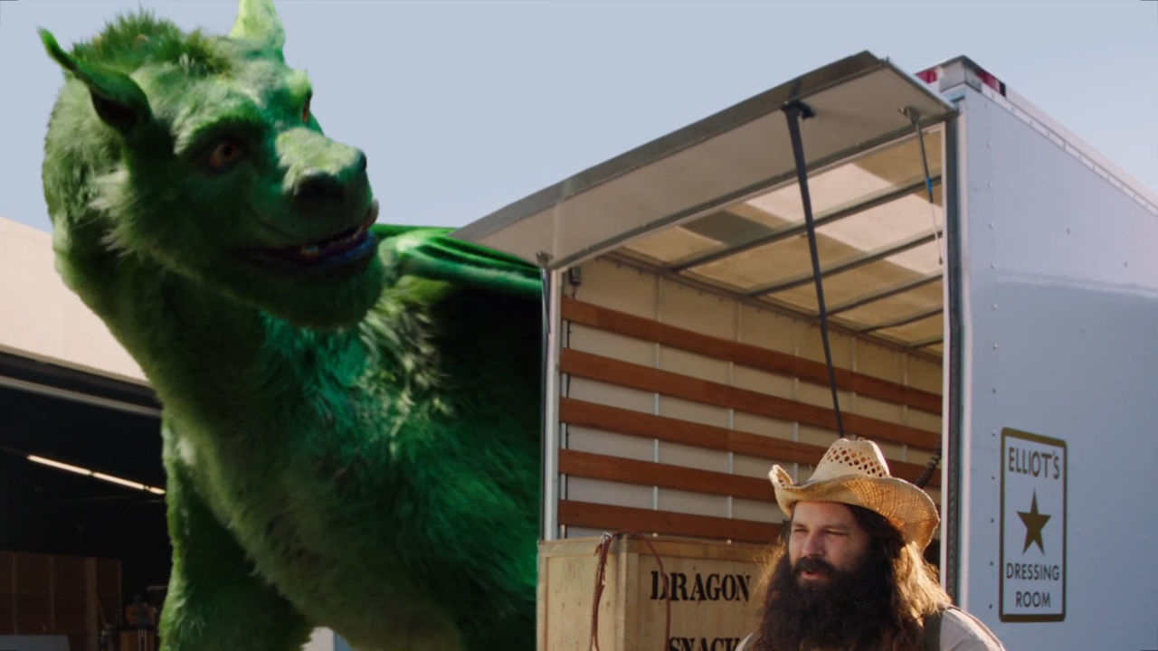 Pete's Dragon: Behind the Wings