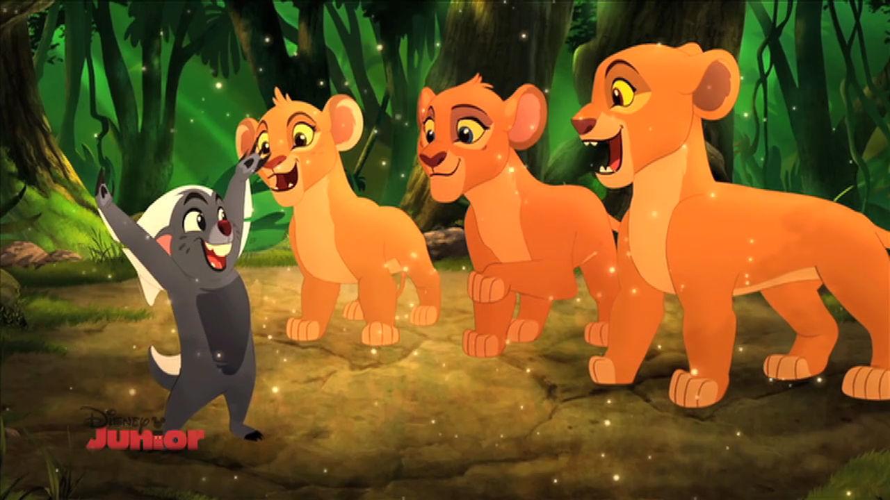 Η Φρουρά των Λιονταριών Ζούκου Ζάμα