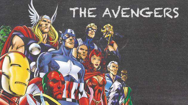 Avengers - Marvel 101
