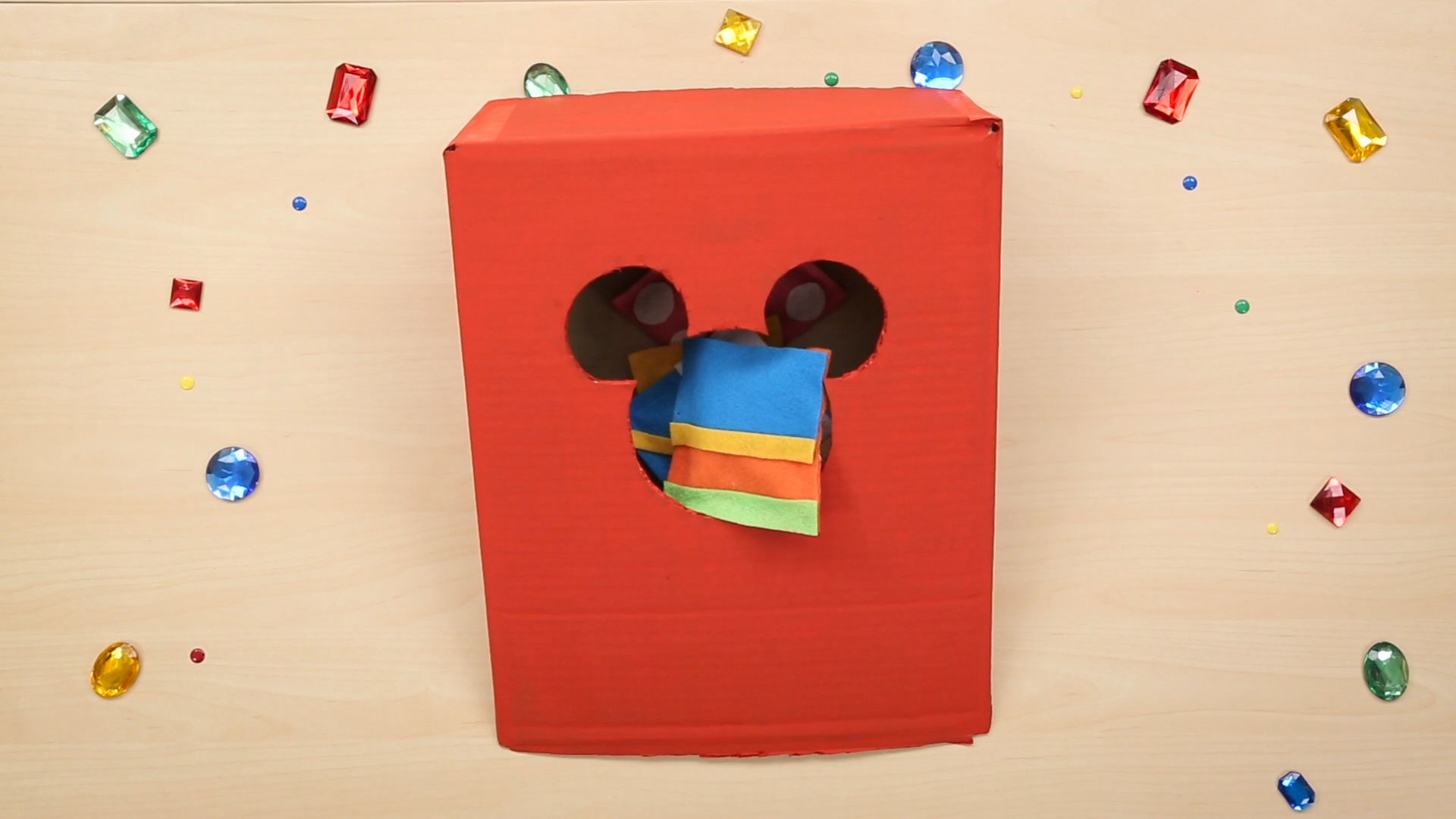Mickey Mouse Bean Bag Toss   Disney DIY