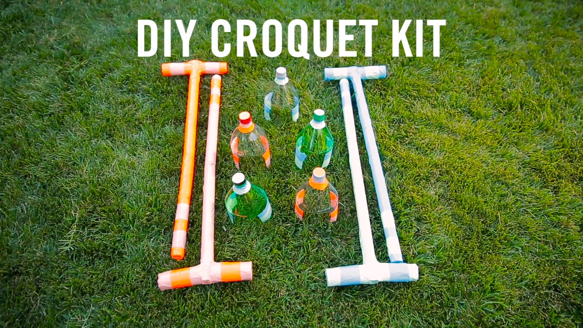 DIY Croquet Kit | Babble DIY