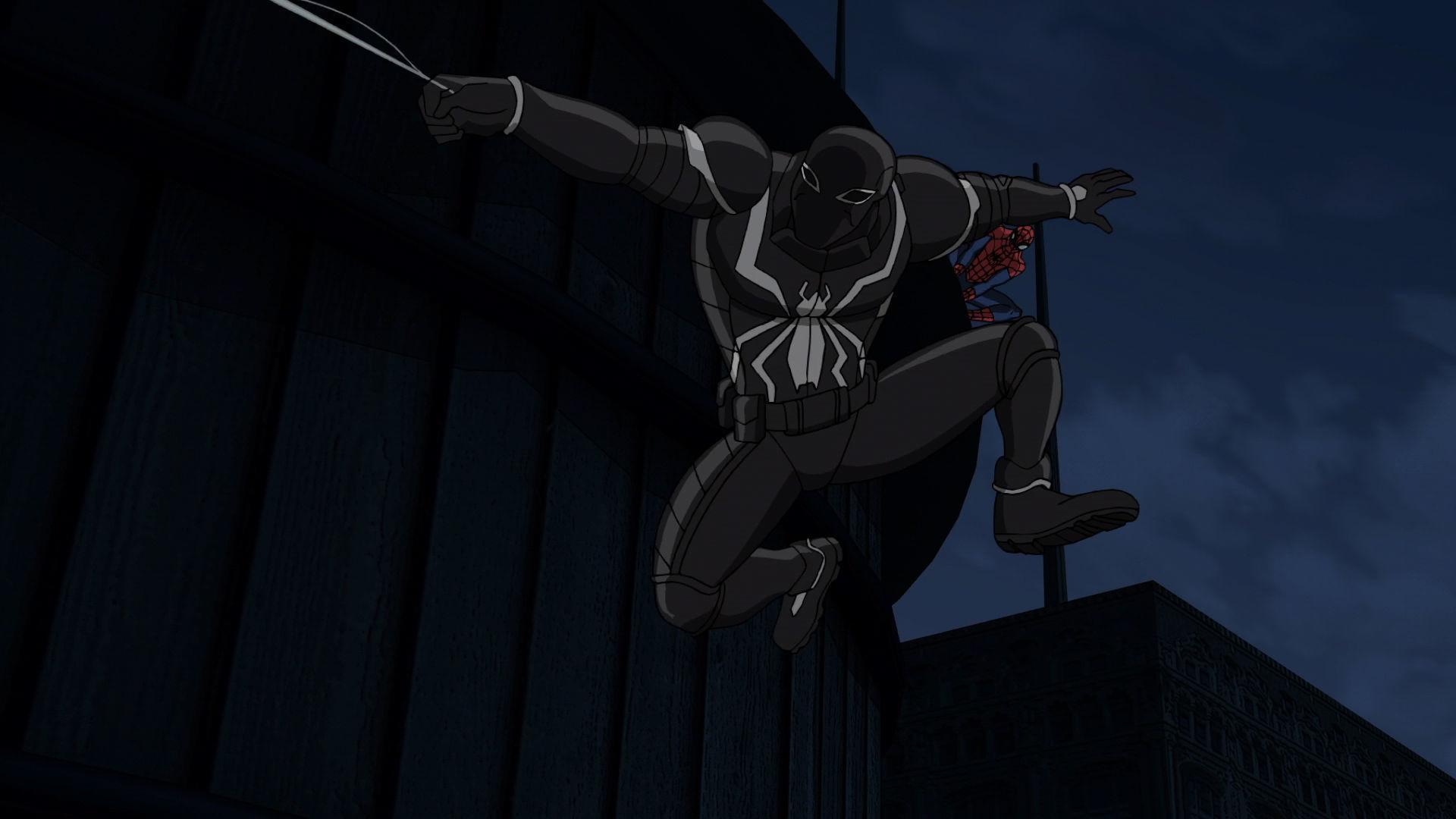 Spider: Symbiote Saga - Part 1