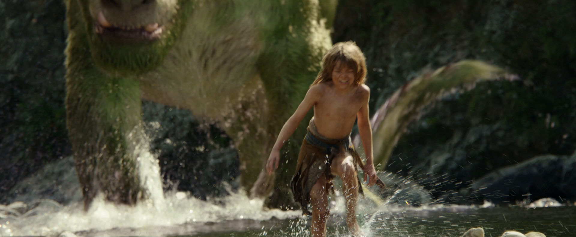 Pete's Dragon is NOW PLAYING in 3D!