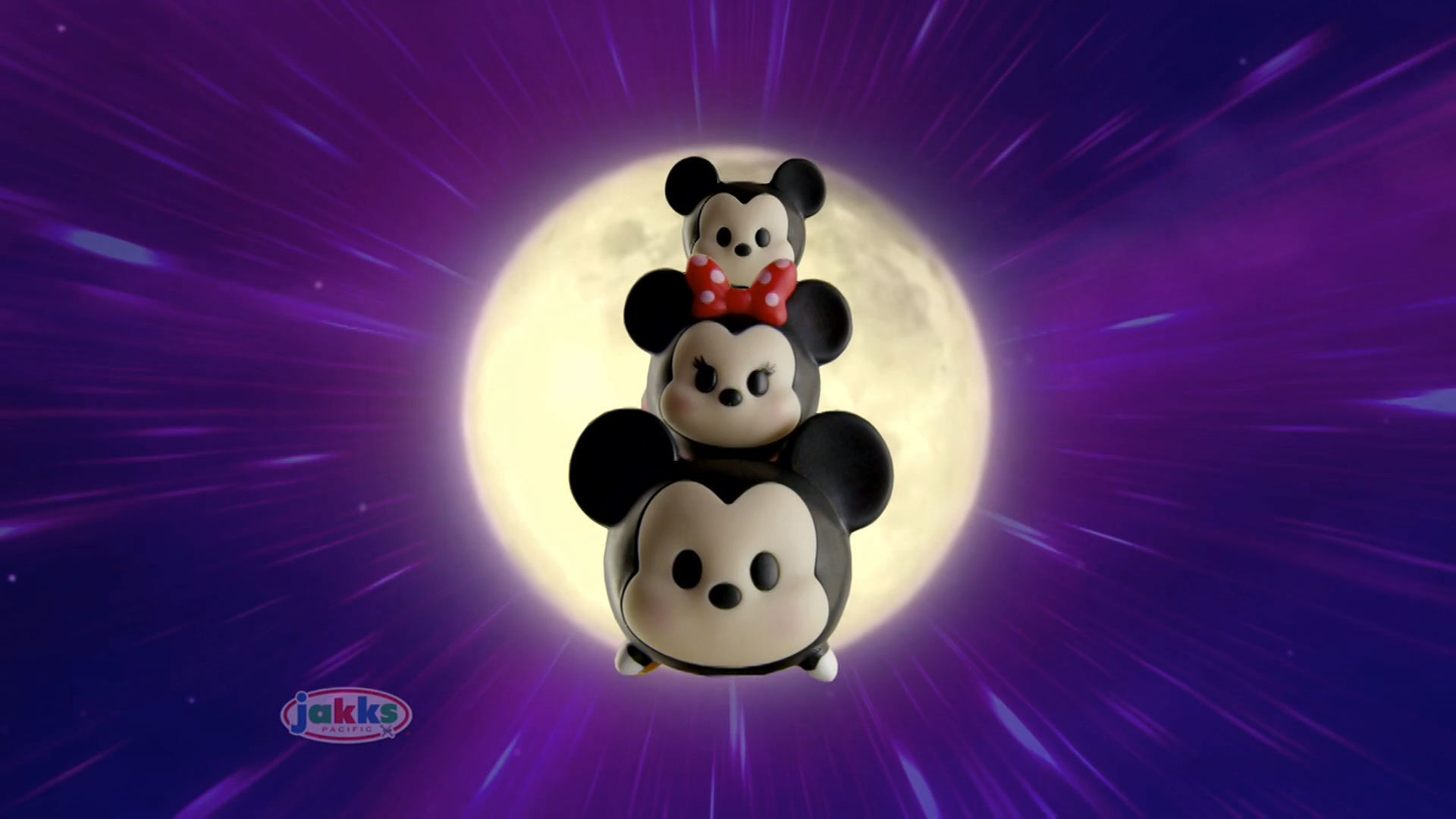 Disney Tsum Tsum to the Moon & Back by Jakks Pacific