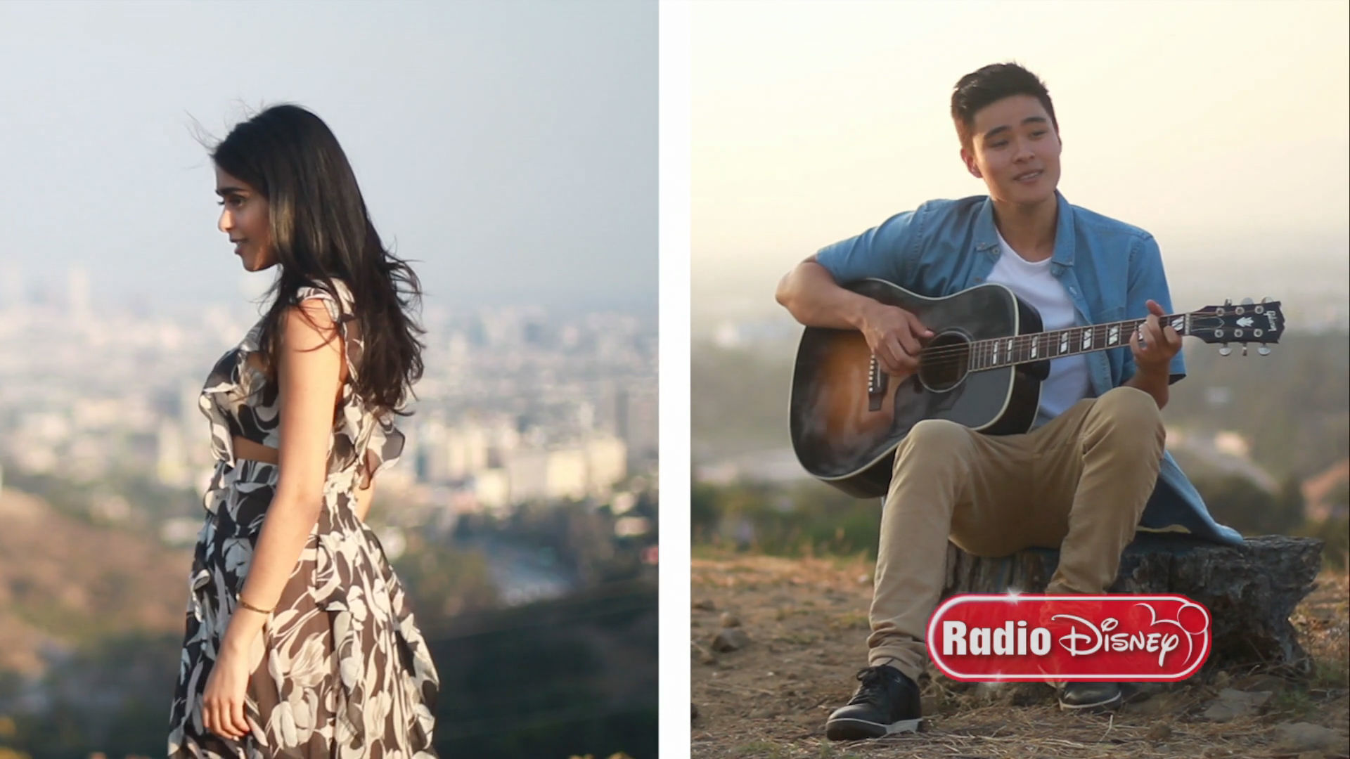 "Will Jay and Sonika Vaid - ""Smoke from Distant Fires - Music Video 