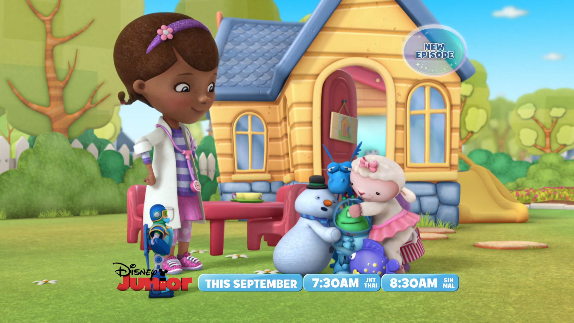 Disney Junior - Magical Moments (Doc McStuffins)
