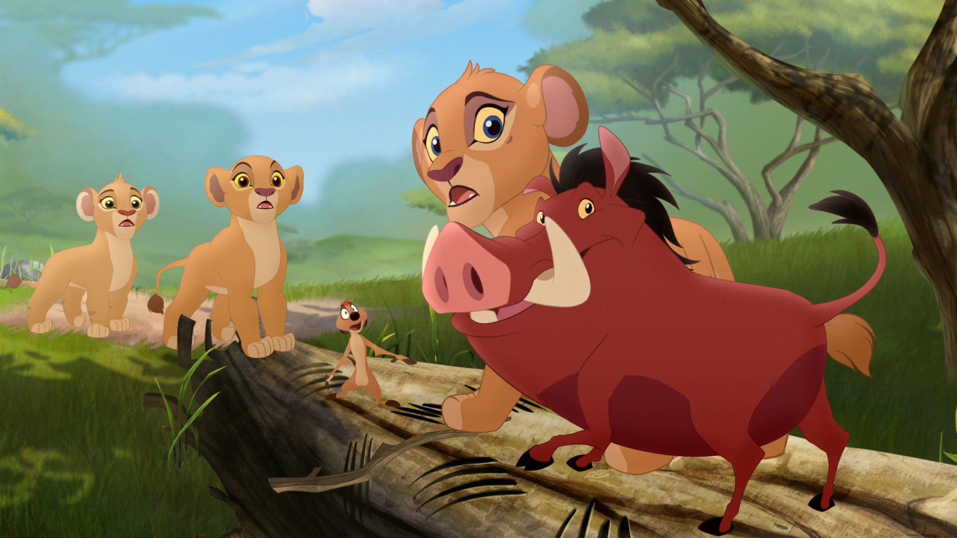 A to Z with the Lion Guard!