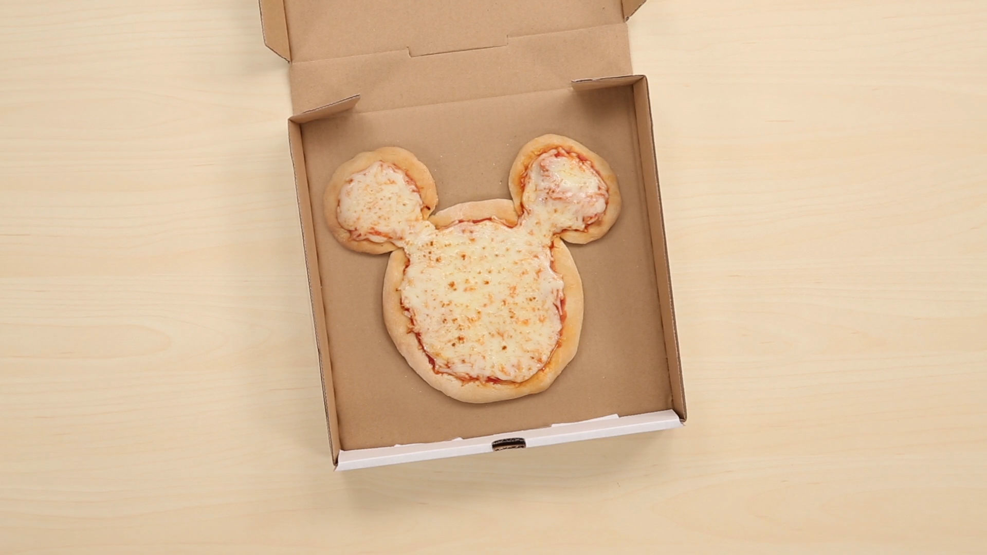 Mickey Cheese Pizza Mickey Pizza Box | Dishes by Disney