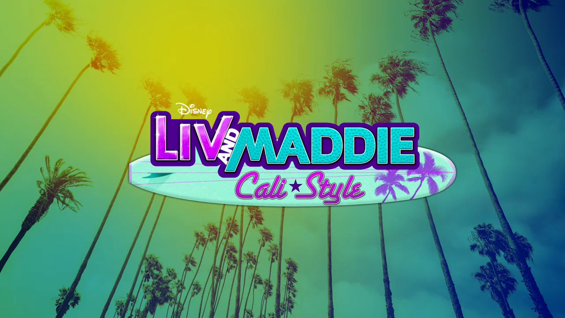 """Liv and Maddie: Cali Style"" Behind-the-Scenes"