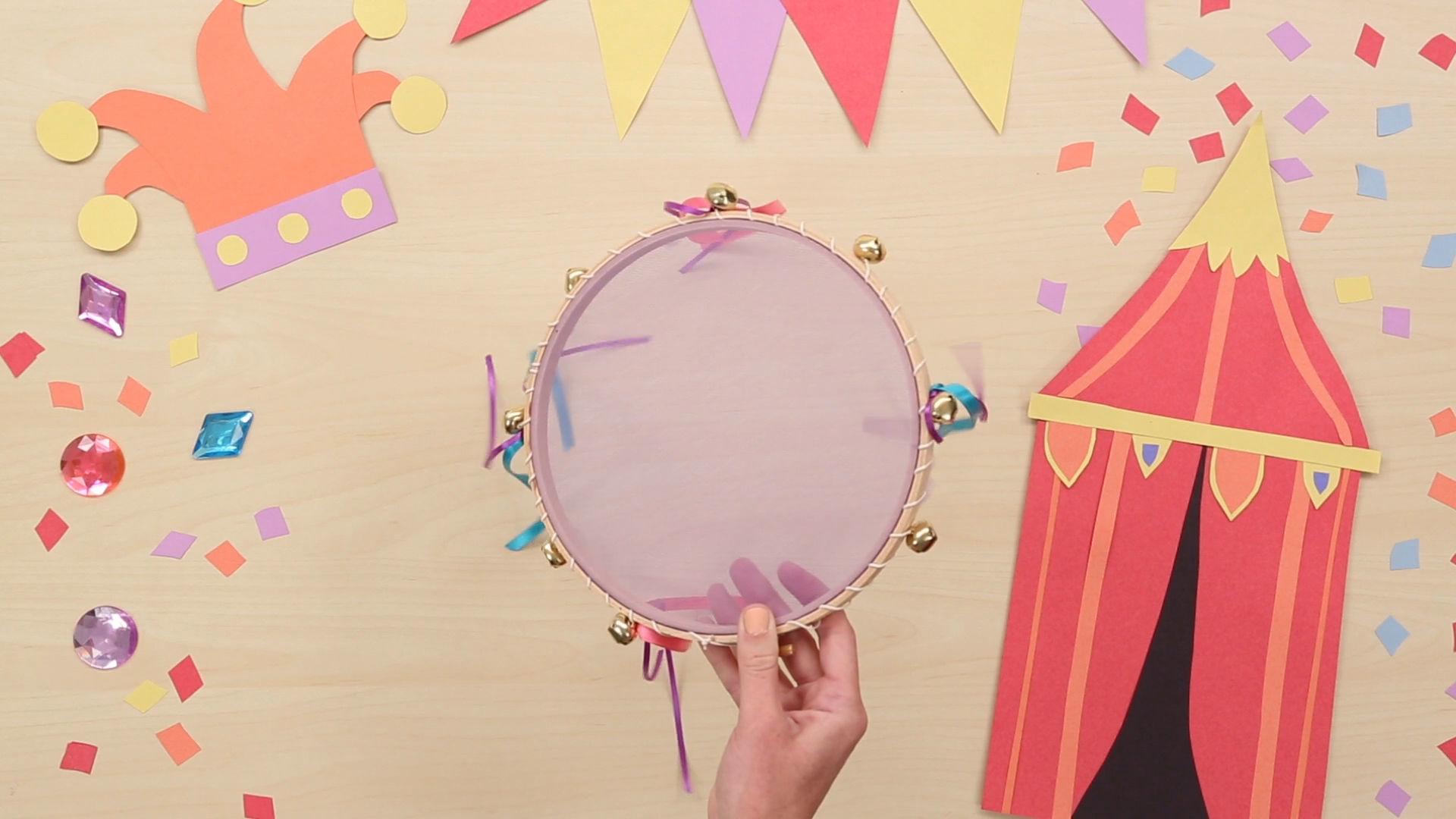 Esmeralda's Tambourine   Disney DIY