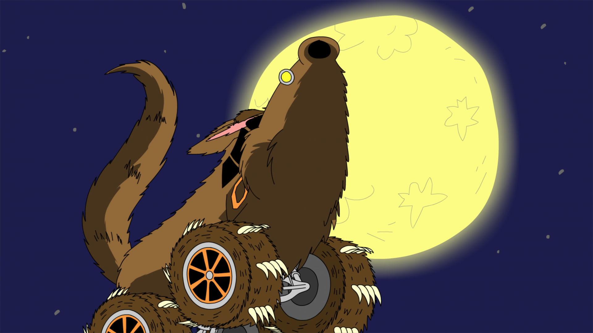 Werewolf Truck