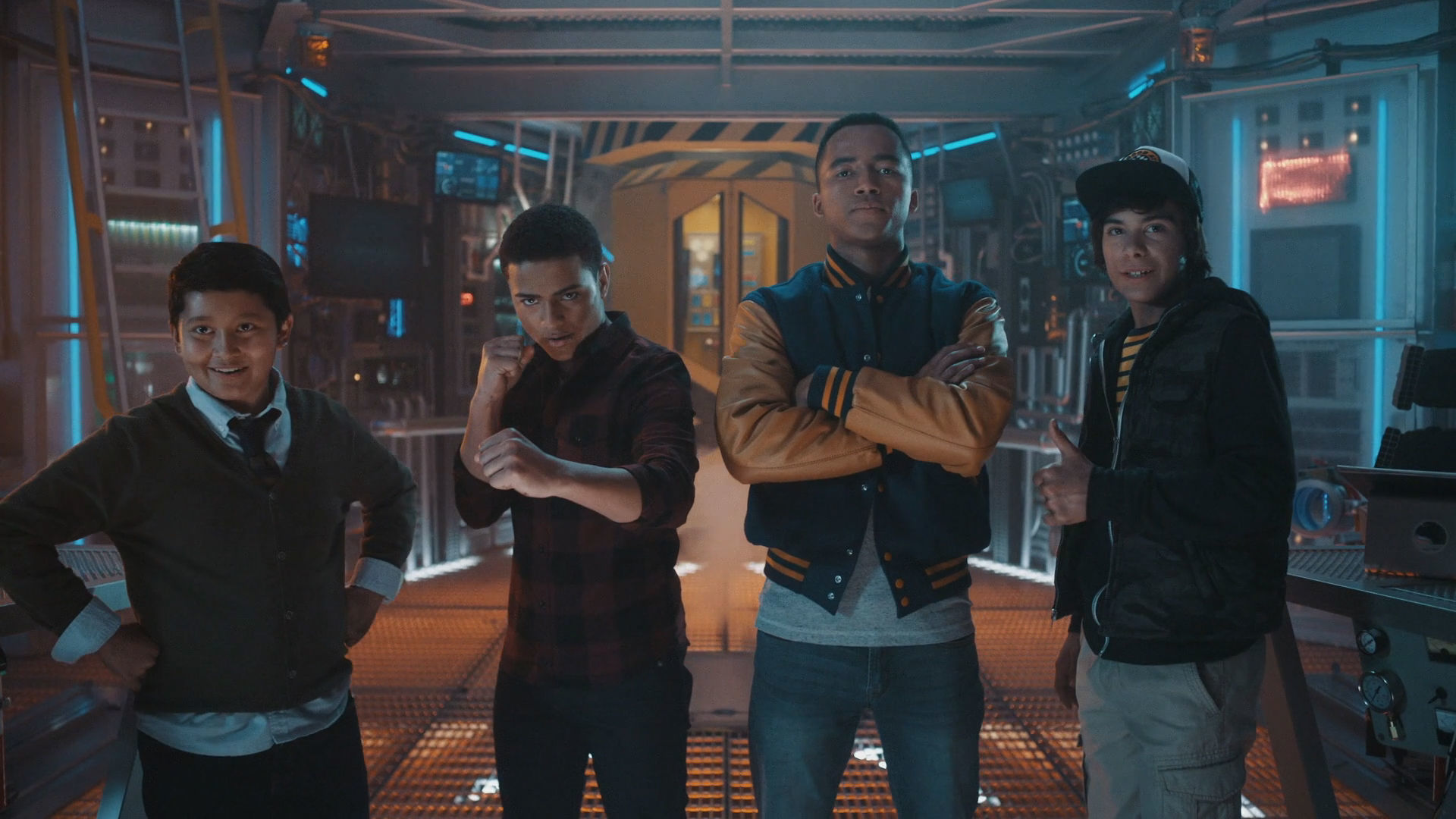 We Are MECH-X4