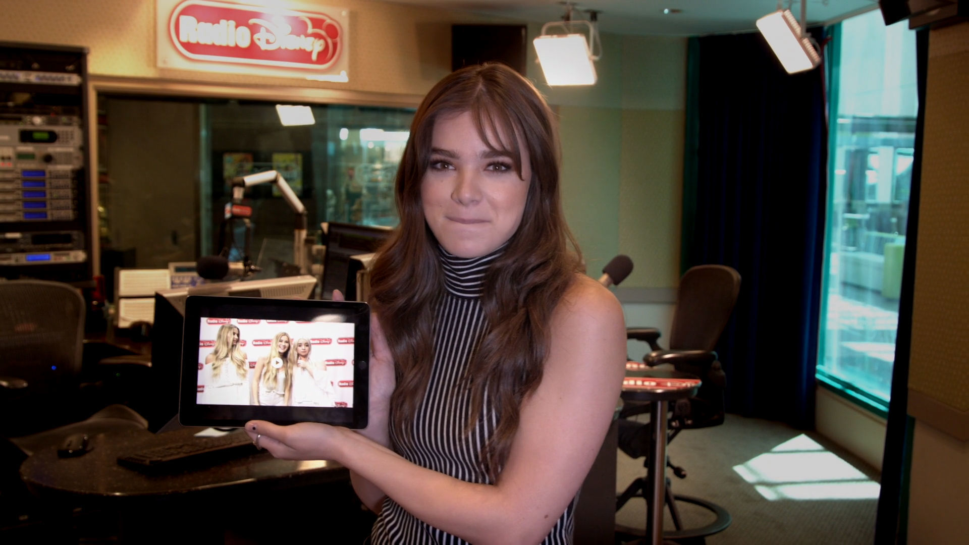 Hailee Steinfeld RD DM | Radio Disney Direct Message