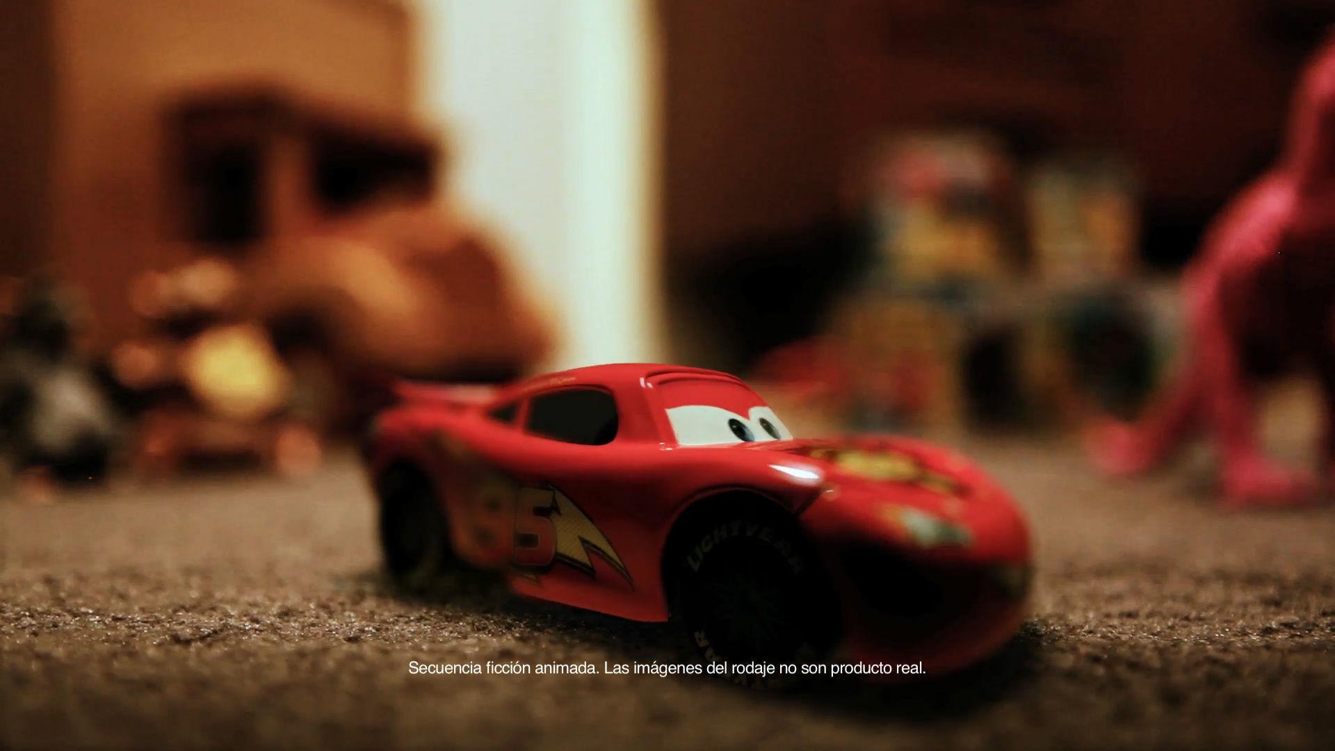 El Cuarto de Jugar   Cars Daredevil Garage