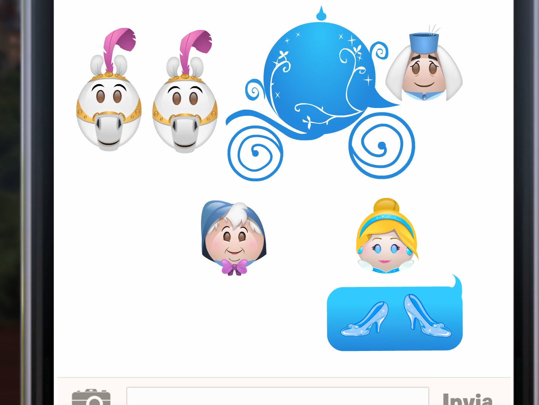 Cenerentola - Emoji