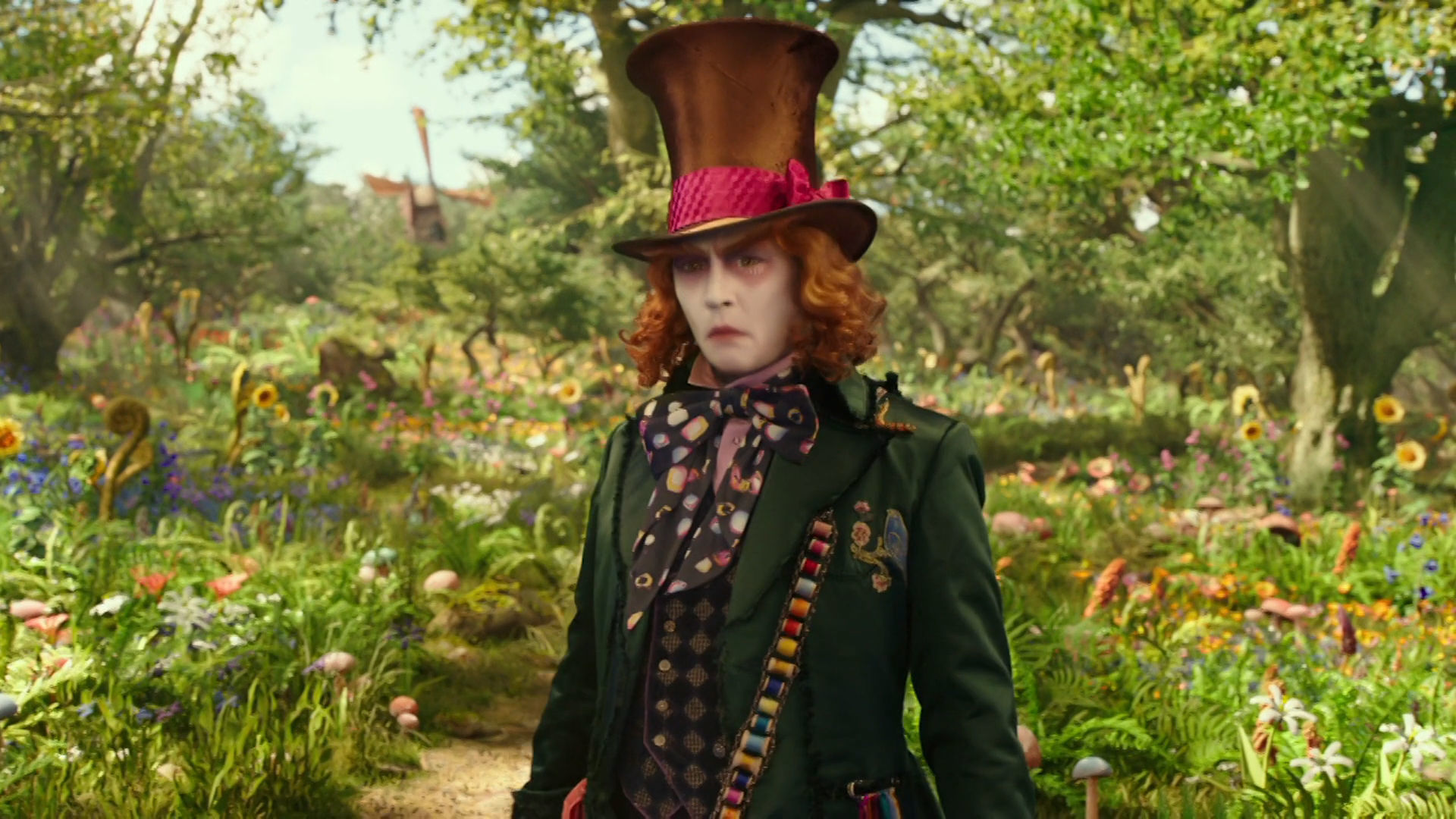 Hatters Costume | Alice Through the Looking Glass
