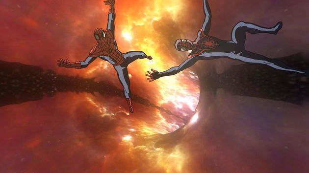 Spider: Return to the Spider-Verse - Part 3 - Full Episode