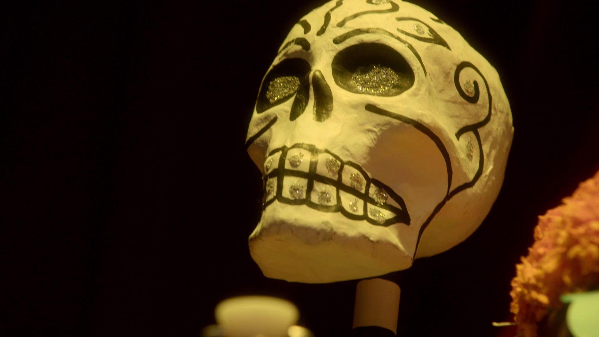 Dia De Los Muertos Tradition