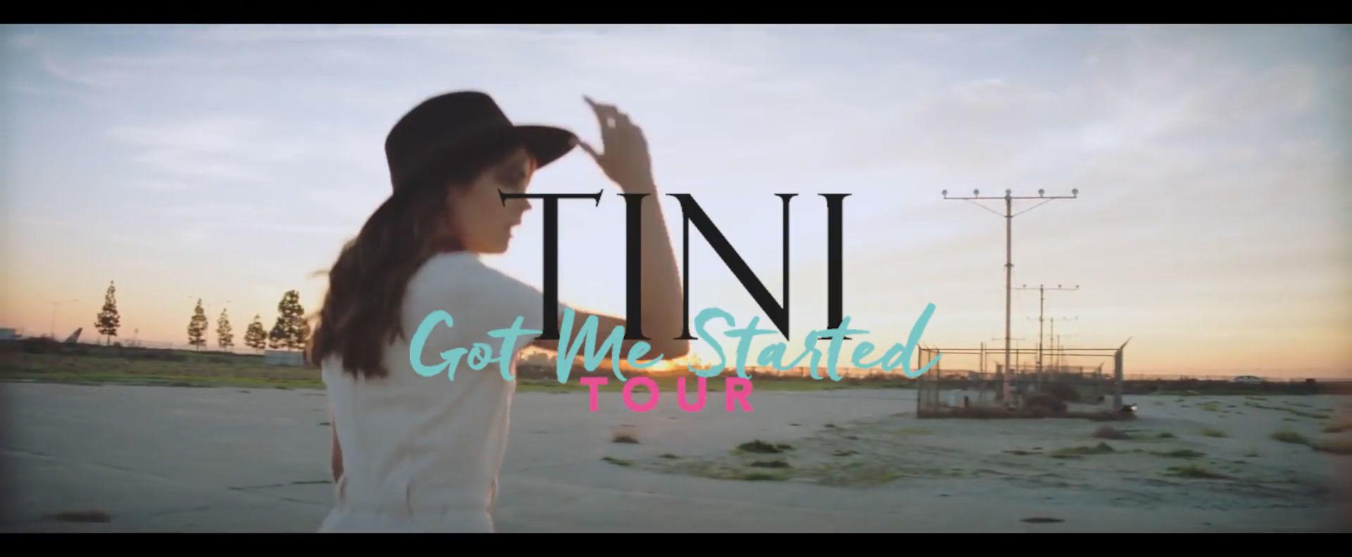 TINI - GOT ME STARTED